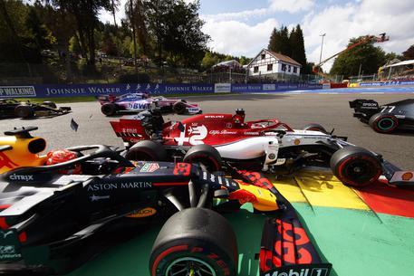 Emergenza Coronavirus, Formula Uno: niente GP del Belgio il prossimo 30 agosto