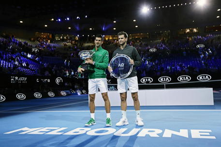 Tennis, a rischio pure gli Australian Open 2021