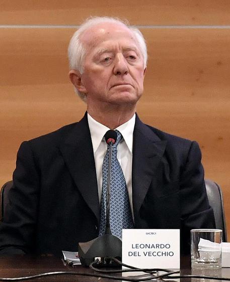 Leonardo Del Vecchio intende salire al 20% in Mediobanca