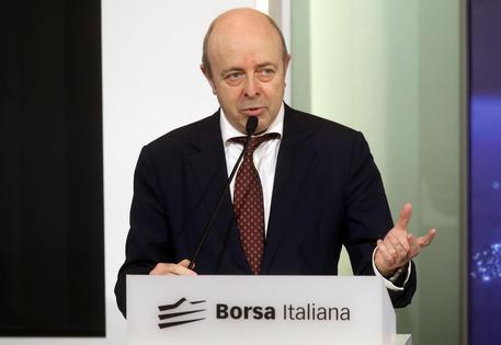 Borsa: Milano vale 607 miliardi, il 37% del Pil MILANO