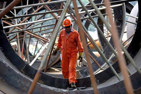 Csc: produzione industria -21,6%