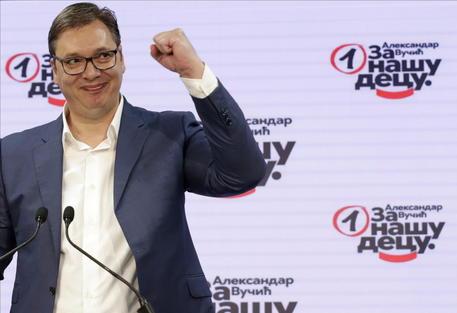 In Serbia trionfa Vucic, al suo partito oltre il 60%