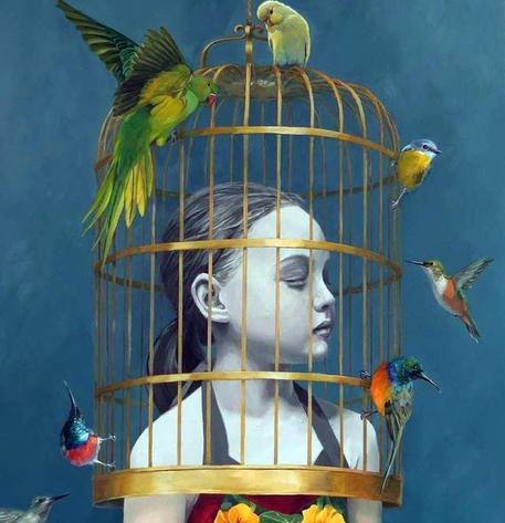 Zohra, picchiata a morte per aver liberato due pappagalli