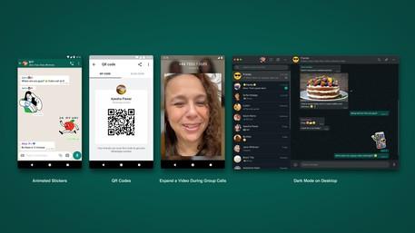 WhatsApp, videochiamate e sticker: tutte le novità in arrivo sul telefonino