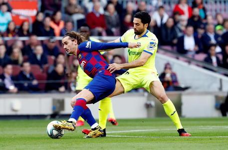 Barcellona, si fa male anche Griezmann: il comunicato