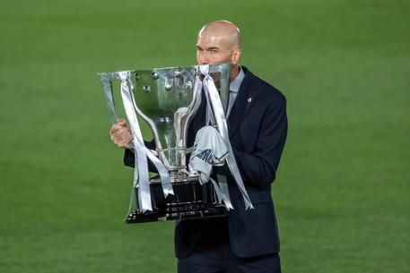 Zidane lancia segnali da Madrid: i tifosi della Juve sussultano