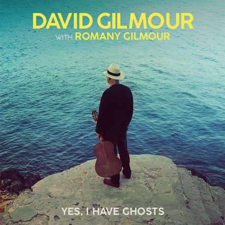 David Gilmour pubblica il nuovo singolo 'Yes, I have ghosts'