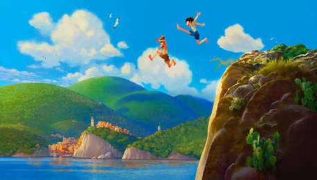 E' italiano il nuovo film animato Pixar, Luca regia Casarosa - Ultima Ora