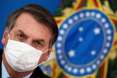Covid 19, il risultato del tampone al presidente Bolsonaro