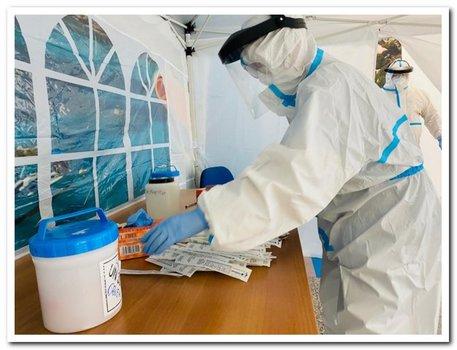 Coronavirus, 81 nuovi contagi in Sardegna: 18 in ospedale