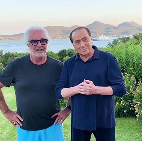Doppio tampone negativo per Berlusconi: aveva incontrato Briatore