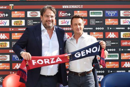 Genoa, Federico Marroccu è il nuovo direttore sportivo. Subentra a Faggiano