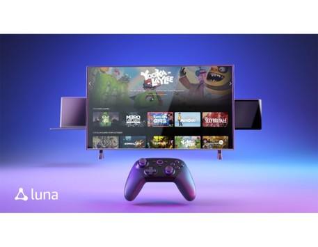 Amazon Luna è il servizio di cloud gaming che sfida Google Stadia