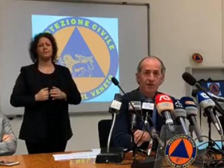 ANSA-IL-PUNTO/COVID:Veneto, contagi su, resiste zona gialla - Veneto