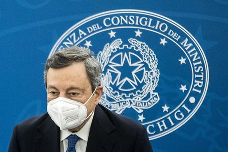 Il punto sulla pandemia di Mario Draghi: