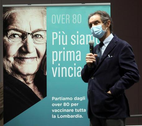 Covid in Lombardia: 3.941 nuovi casi e 97 morti in 24 ore