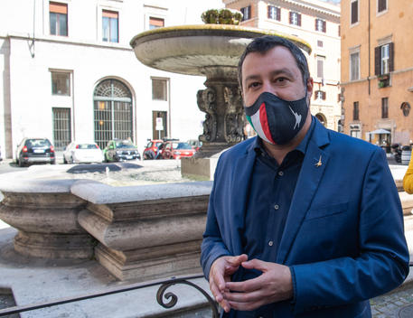 Open Arms: memoria difensiva Salvini, 'seguivo preciso indirizzo Governo Conte1'/Adnkronos (2)