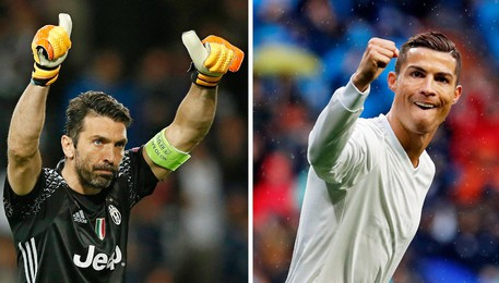 Juventus-Real Madrid