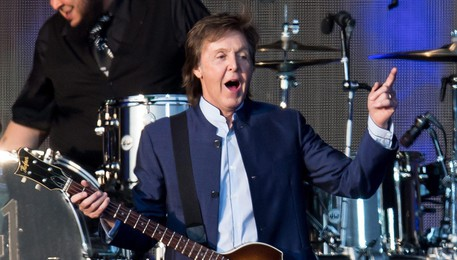 Paul McCartney(ANSA)