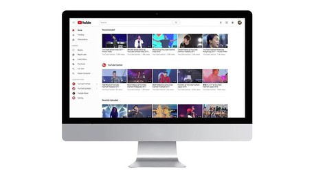 YouTube cambia look, video si muovono con i gesti(ANSA)