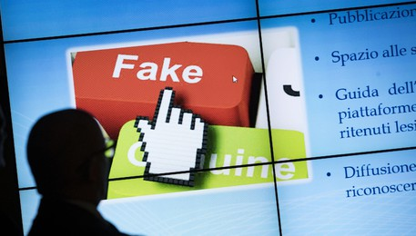 Fake news, governo chieda iniziative a Ue(ANSA)