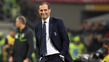 Massimiliano Allegri(ANSA)