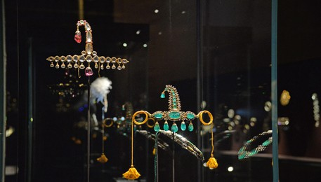 Jewel theft from show at Doge's Palace in Venice (ANSA)