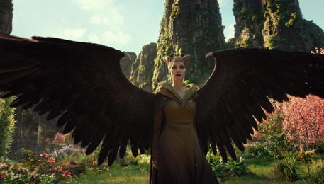 MALEFICENT - SIGNORA DEL MALE (ANSA)