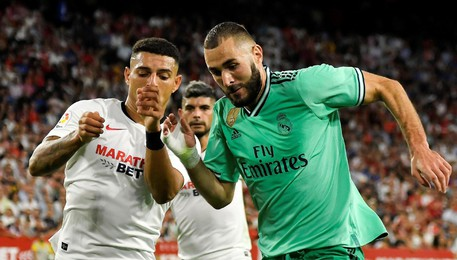 Real in vetta con l'Athletic