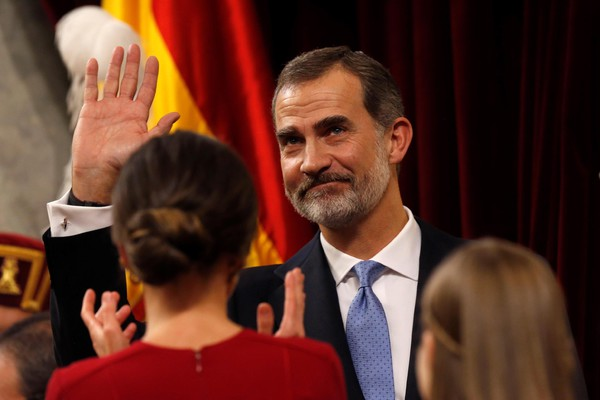 40 years of Democracy in Spain