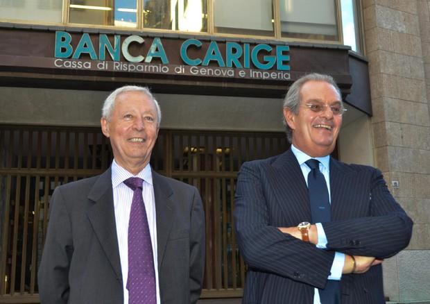 Carige Vola In Borsa Liguria Ansa It