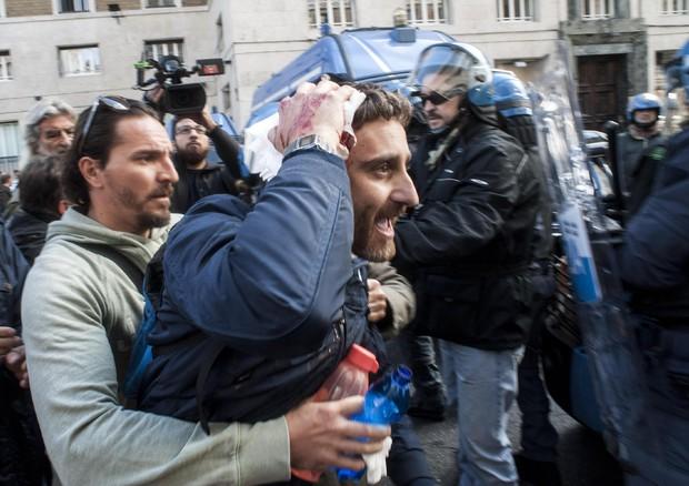 Operai feriti. Di Maio a Renzi: 'ecco come il Governo aiuta i lavoratori'