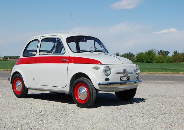 Boom Delle Fiat 500 D Epoca Una N Sport Vale 58mila Euro