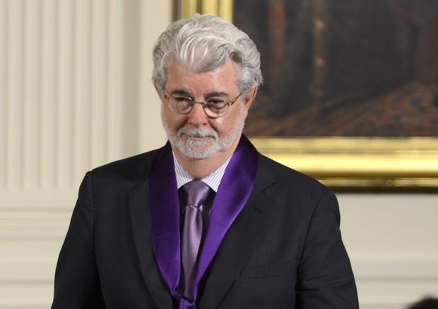 George Lucas (ANSA)