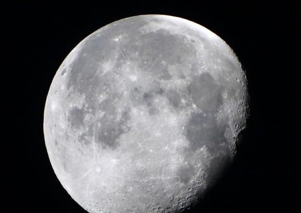 La super Luna dell'8 settembre 2014: Gorlani Gianpaolo da Brescia (foto: ANSA)