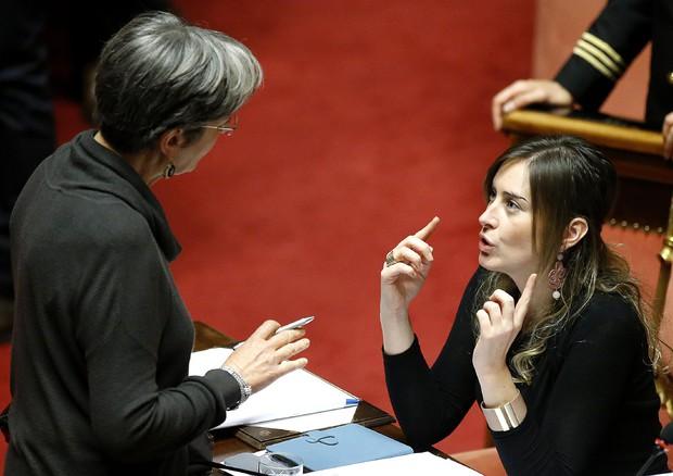 Legge elettorale percorso in discesa renzi 39 ora for Discussione al senato oggi