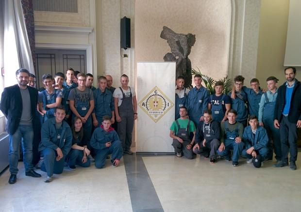 Scuola Di Restauro Roma.Nasce A Roma Prima Scuola Di Restauro Delle Auto Storiche