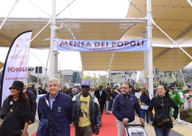 caritas ambrosiana porta 39 mensa popoli 39 expo 2015