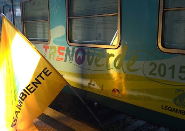 Il treno verde fa tappa a Parma