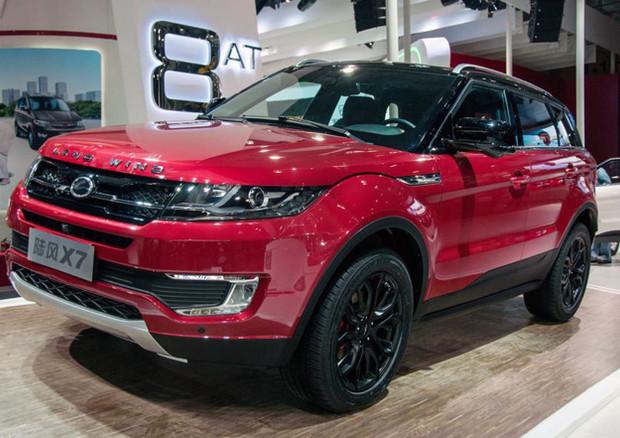 In Cina Clone Della Range Rover Evoque Ma Non Si Può Bloccare Prove E Novità Ansa It