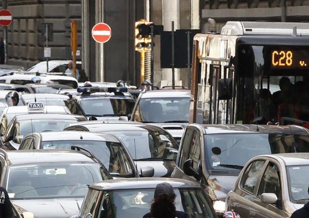 Muoversi a Roma stressa come trasloco a Londra come dentista © ANSA