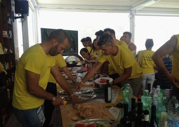 Ecco finger food abruzzese da passeggio abruzzo for Abruzzese cuisine