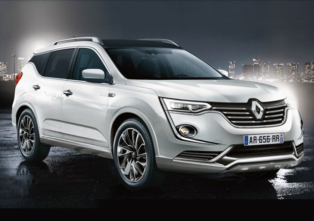 Anche un suv 7 posti 'alto di gamma' nei programmi Renault - Prove e Novità - ANSA.it