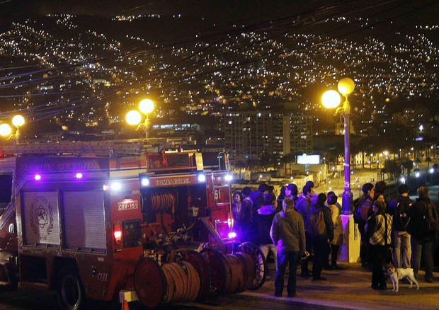 Earthquake of 8.3 magnitude strikes Chile (ANSA)