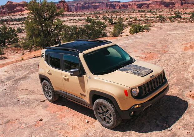 Al via gli ordini della Jeep Renegade Desert Hawk