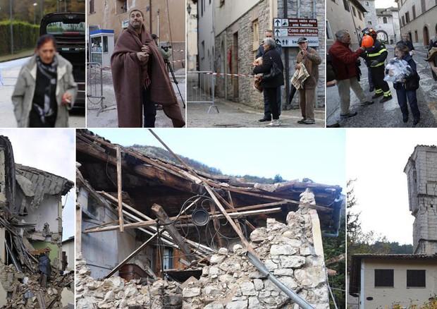 Terremoto © ANSA