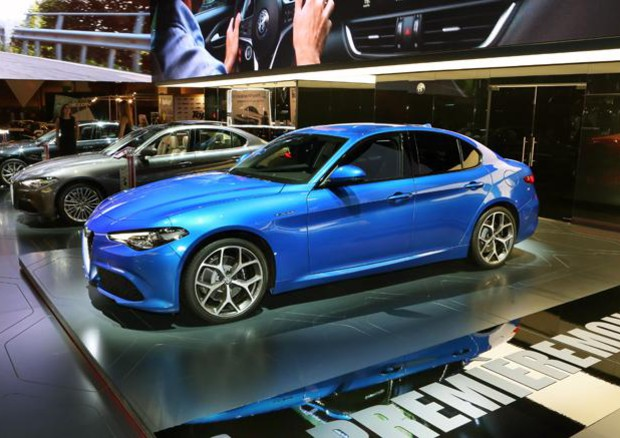 Alfa Romeo Giulia Business Advanced Efficiency