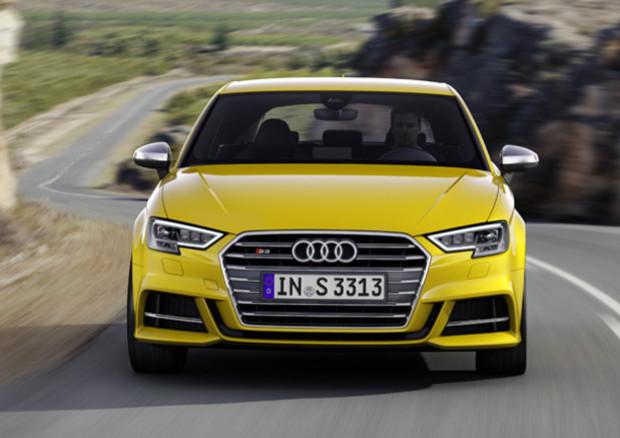 Audi, debutta su A3 nuova motorizzazione 2.0 TDI 184 cv