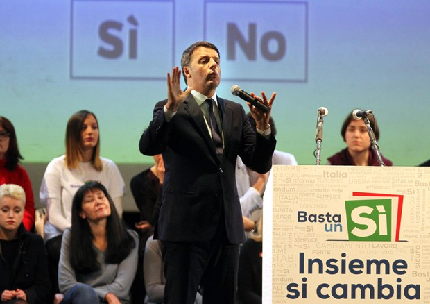 Renzi a Messaggero Tv: