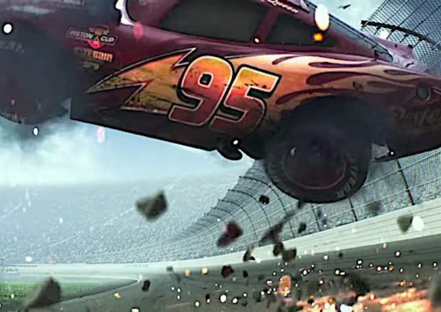 Online il primo teaser trailer di Cars 3